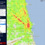 Chicago Real Time Bike Accident Map Identifies Hot Spots