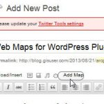 Its Official – The Web Maps for WordPress Plugin from GEO Jobe GIS #MapThis