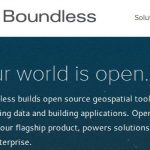 Boundless Becomes Platinum Sponsor of OSGeo