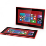 Nokia's first-ever Windows tablet – the Lumia 2520 runs on Windows RT 8.1