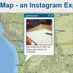 Watch GISDay Activities on the BlueRaster Instagram Map
