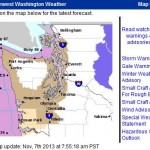 Be Prepared With Apps for Winter Weather Maps and Mobile Data Updates