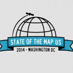 State of the Map US @sotmus 2014, April 12-13, Washington DC