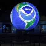 NOAA's stunning Science On a Sphere now in 100 locations worldwide