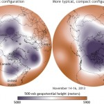 Vortex Explained – Wobbly polar vortex triggers extreme cold air outbreak