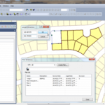 Land Parcel Editor in SuperGIS Desktop Allows to Manage Parcel Data with Ease