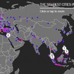 "Mapping Selfies and the ""Selfiest"" Cities in the World"