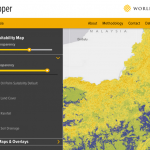 Blue Raster – Suitability Mapper: Finding Sustainable Palm Oil Sites