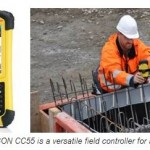 Leica Geosystems' iCON Construction Portfolio now offers the handy, versatile CC55 Controller