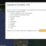 Echosec Social Media Map Search Announces Echosec Live