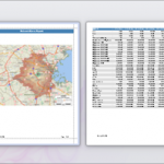 Maptitude 2014 excels in providing & visualizing up-to-date location-based business data