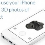 Instantly use your iPhone to create 3D photos of any object