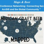 Maps and Beer – An #esriuc MeetUp via @WRSCNews and @GENInews