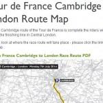 Tour de France Cycling Spirit Grips Cambridge CAD Company