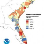 NOAA analysis reveals significant land cover changes in U.S. coastal regions