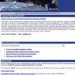 NOAA Web site Provides Huge Inventory of Earth Observing Systems