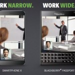 BlackBerry Passport Redefines Productivity for Mobile Professionals
