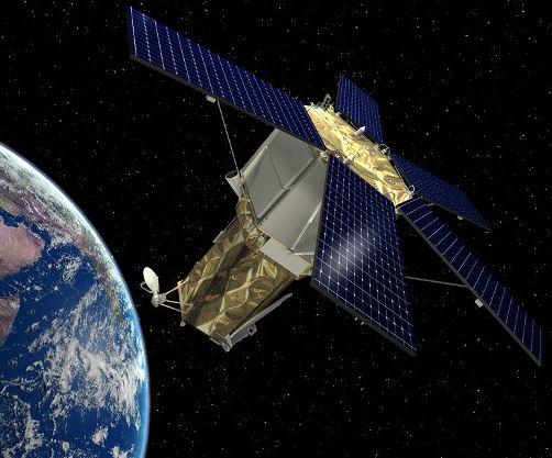 IKONOS Imaging Satellite Achieves 15 Years of On-Orbit Operation ...