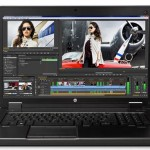 HP Z Series mobile workstation