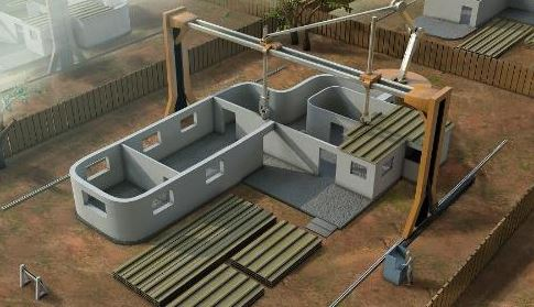 3D Printer That Could Build a Home in 24 Hours Wins Global Design Competition