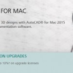 AutoCAD for Mac 2015 and AutoCAD LT for Mac 2015 Now Available