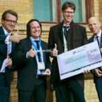 Airbus Defence & Space Innovation Wins European Satellite Navigation Competition