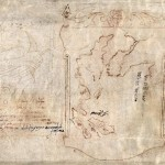 Maps attributed to the 13th-century traveler sketch what looks like the coast of Alaska