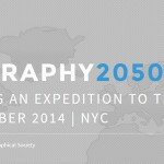 Geography 2050 event