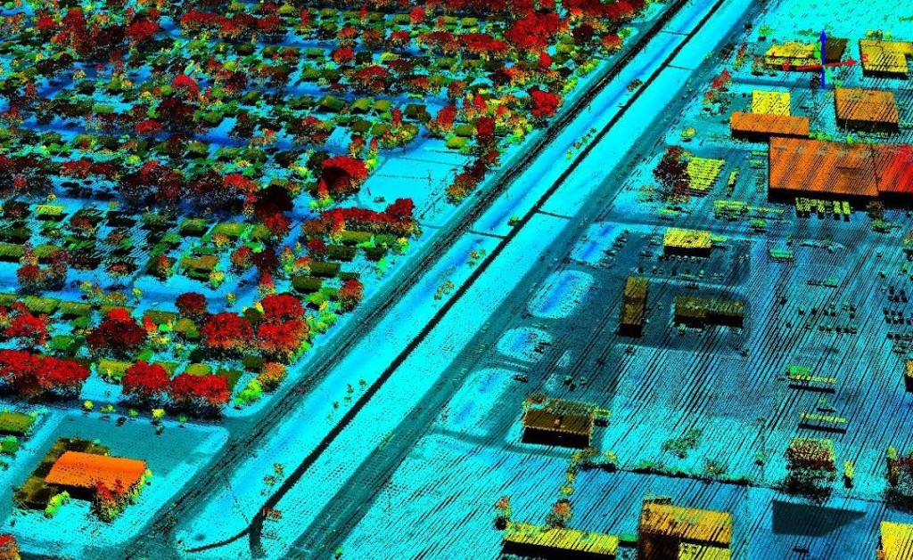 ATLIS Geomatics Increases Mapping Efficiency with Integrated Leica Geosystems Airborne Sensors