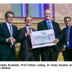 Innovative Land Stability Service for the Exploration Industry Wins Copernicus Masters