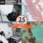 Census Bureau Celebrates 25th Anniversary of Technology That Propelled GIS, Digital and Online Mapping into the 21st Century