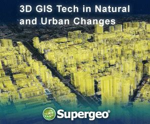 SuperGIS Webinar: Monitor Environment Changes with 3D GIS Tech