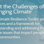 New Climate Resilience Toolkit helps communities prepare