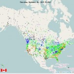 USGS and Canada Reach Confluence in Monitoring Streamflow
