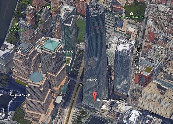 New, super hi-res views of New York and San Francisco in Google Maps 3D