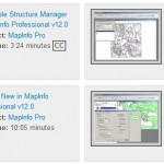 EDU Tip – MapInfo Pro Video Tutorials from Pitney Bowes