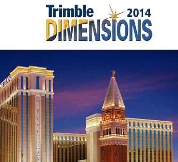 Trimble Dimensions 2014