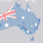 Story map celebrates Australia Day's evolution