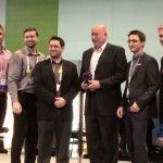 Technology giant Esri swept two of three awards at Digital Disruption December 2014 conference