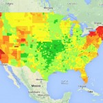 Where's the Cheap Gas? The GasBuddy HeatMap Can Tell You