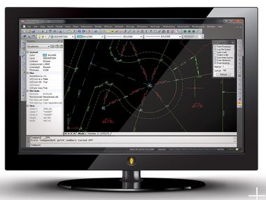 MicroSurvey CAD 2015 Enables Highly Efficient Drafting and Design