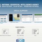NGA, DigitalGlobe Human Geography Data and Satellite Imagery Aid International Ebola Response