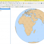Exploring how QGIS works for visualization