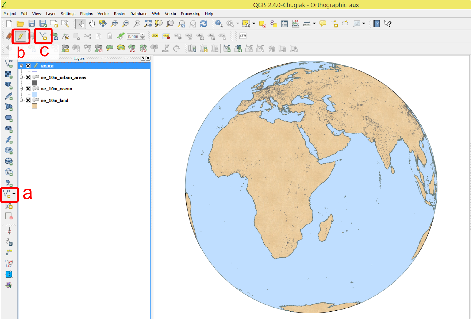 Open Software - Exploring how QGIS works for visualization