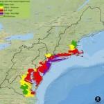 USACE Releases North Atlantic Coast Comprehensive Study