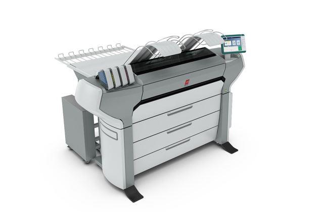 Canon announces the Océ ColorWave 700 printing system
