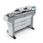 Océ ColorWave 500 printing system offers productive all-in-one CAD and GIS documents