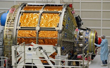 Sentinel-2A: New eyes of Copernicus ready for space