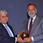 Geospatial Media Presents 'Lifetime Achievement Award' to Rajendra S Pawar
