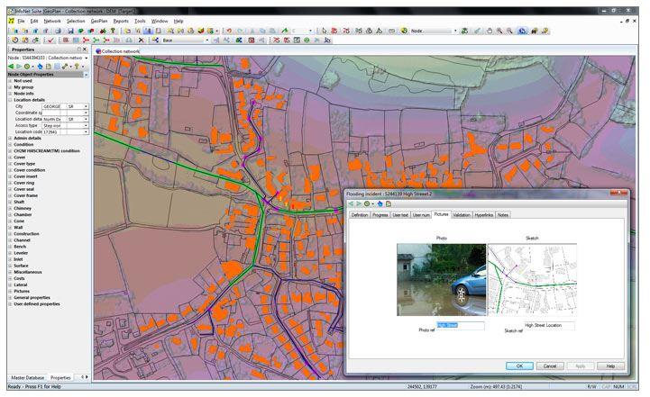 Infrastructure Management for Water & Sewer Networks & Enterprise Assets